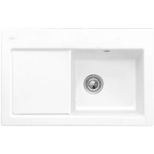 Villeroy and Boch Subway 45 CeramicPlus Ceramic Kitchen Sink
